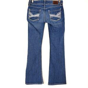 BKE Starlite Flare Jeans SZ 27